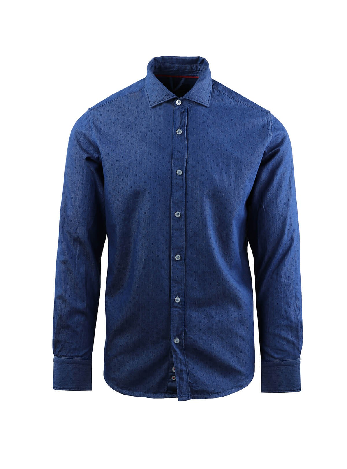 new product 262b1 680b7 CAMICIA DI JEANS STAMPATA - Camicie - Outlet