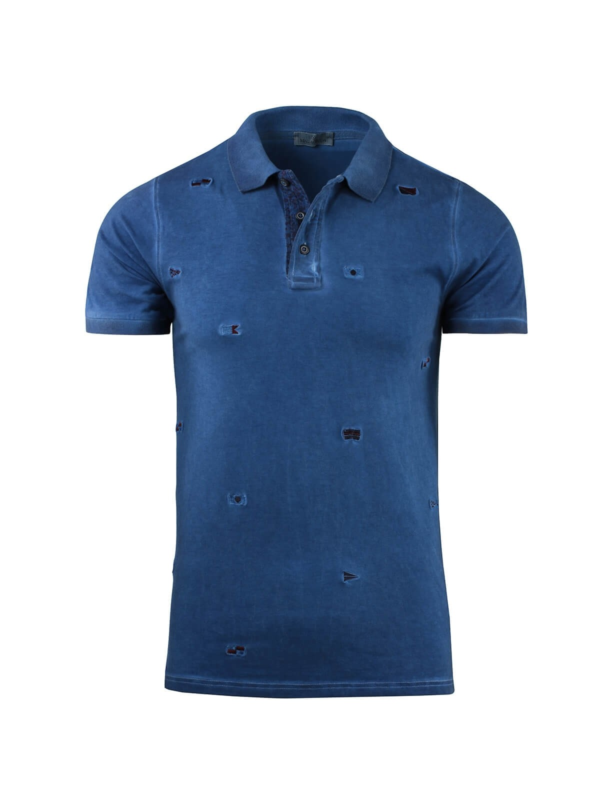 POLO IN JERSEY COOL DYED