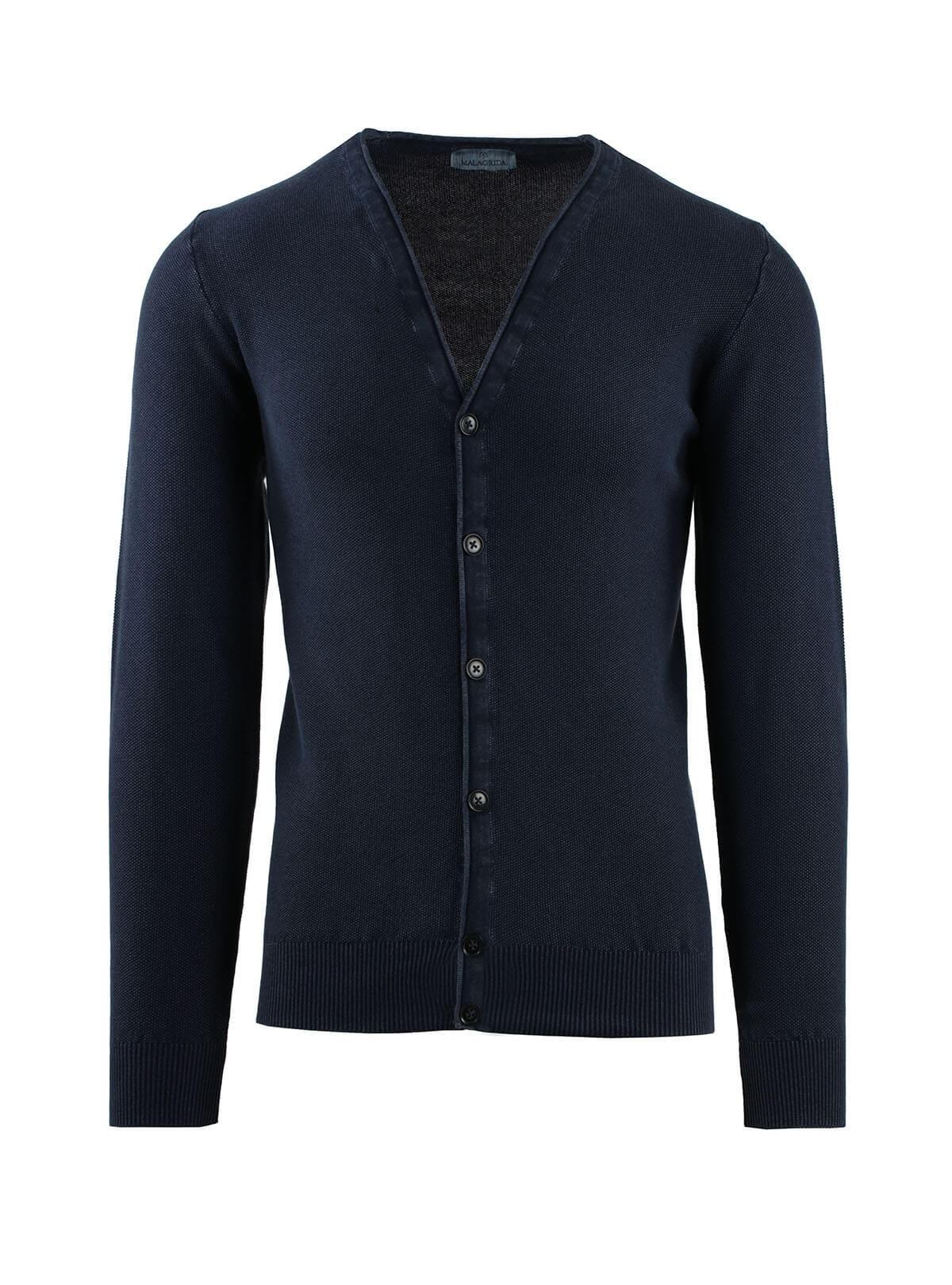 CARDIGAN CHICCO RISO STONE WASHED