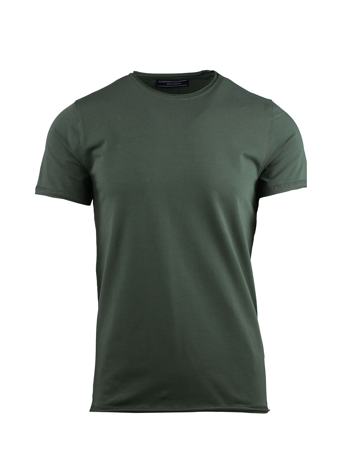 T-SHIRT IN STRETCHY JERSEY
